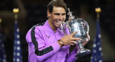 US Open: Nadal u sjajnom finalu pobijedio Medvjedeva i došao do 19. Grand slama