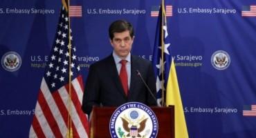 Američki veleposlanik: Sarajevska Povorka ponosa iznimka u okruženju netolerancije i diskriminacije