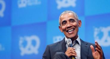 Obama u Münchenu: Dobro mi pristaju 'lederhosen'