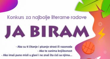 Natječaj za najbolje literarne radove
