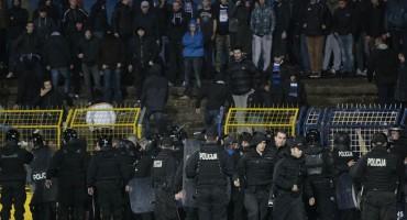 Policija počela privoditi napadače na Ultrase