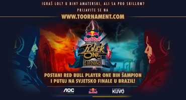 Red Bull Player One - turnir za najbolje League of Legends igrače