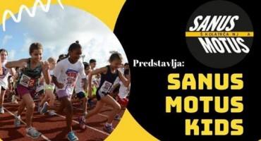 U tijeku su prijave na školu trčanja za djecu Sanus Motus Kids
