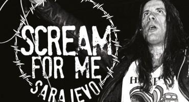 Projekcija filma 'Scream For Me, Sarajevo' u Muzičkom centru Pavarotti
