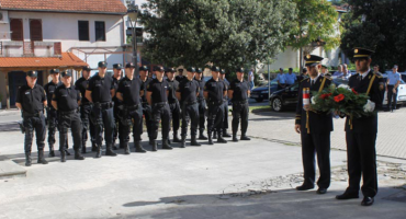 U Ljubuškom proslavljen Dan policije ŽZH