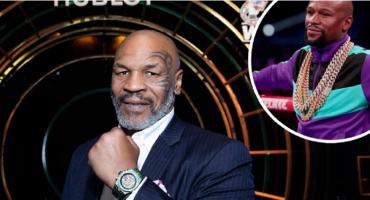 Tyson: Razbio bih Mayweathera, isprašio bih mu dupe, on je mali uplašeni dečko