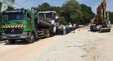 Općina Čitluk nastavlja s realizacijom infrastrukturnih projekata
