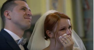 Svi su bili u suzama: Hrvatski pjevač očito zna kako rasplakati svatove