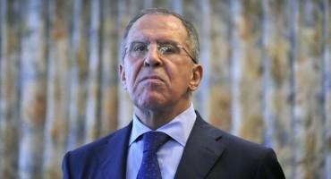 Sergej Lavrov: Rat u Siriji je završen