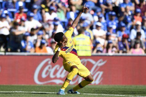 Pobjeda Barcelone kod Getafea, Rakitić konačno zaigrao