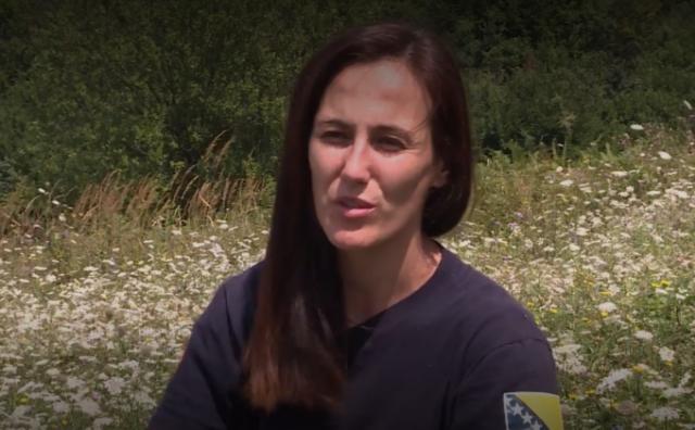 Žene koje ruše predrasude: Mostarka Žana radi kao deminerka
