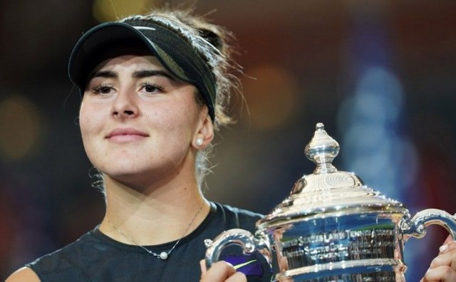 Andreescu pobjednica US Opena