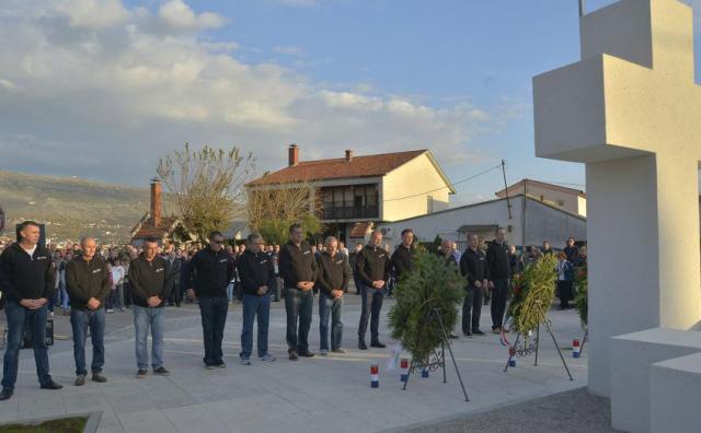 Rodoč i Jasenica prisjećaju se poginulih pripadnika HVO-a, u petak Dan branitelja IX Bojne