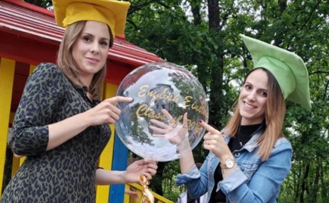 Širokobriježanke od nule stvorile najbrojniju hercegovačku školu engleskog jezika