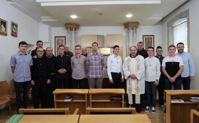 U postulaturu Hercegovačke franjevačke provincije primljena desetorica ovogodišnjih kandidata