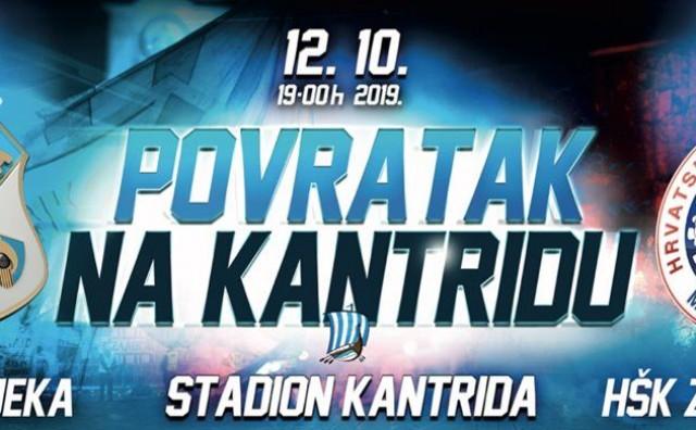 Informacije za navijače HŠK Zrinjski koji žele svjedočiti ogledu Plemića na Kantridi