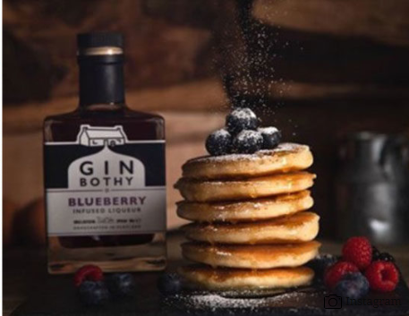 Gin&Tonic palačinke za savršen kraj radnog tjedna!