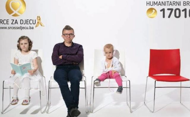Zlatni rujan - mjesec podizanja svijesti o dječijem raku obilježen širom BiH