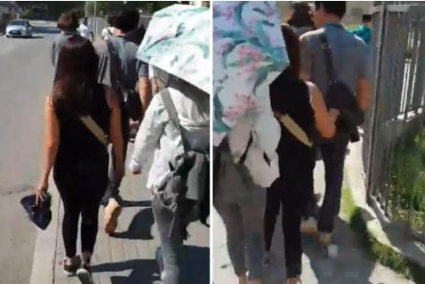 Objavljena video snimka: Pogledajte kako džeparošice u Mostaru 'odrađuju' turiste