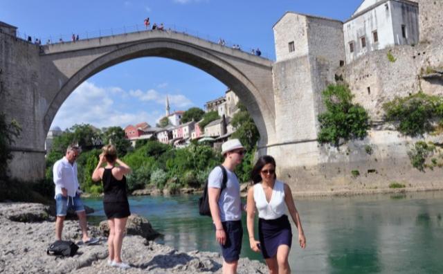 U kolovozu u FBiH 163 tisuće turista, 11,7 posto više nego u kolovozu prošle godine