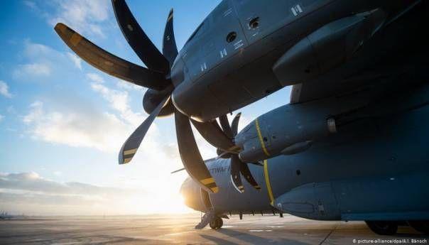 Je li je Airbus odavao tajne Bundeswera?