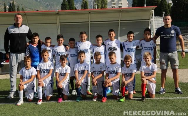 Pobjeda i poraz nogometaša Sport talenta na CO ligi