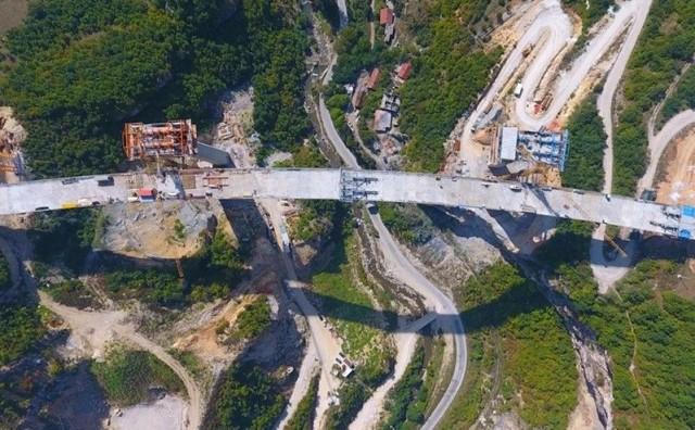 BiH je danas zvanično dobila do sada najviši vijadukt na Koridoru 5C