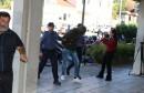Privedeni osumnjičeni za oružanu pljačku u Zračnoj luci Dubrovnik