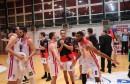 Košarkaši Zrinjskog u zadnjoj sekundi došli do pobjede nad Kaknjom
