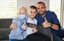 FOTO/ Amel Tuka i BH Telecom unijeli radost u Roditeljsku kuću