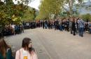 Tuga u Mostaru: Posljednji ispraćaj 19-godišnje Lane Bijedić