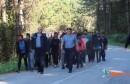 Procurila snimka! Policija provodi tisuću migranata na Vučjak