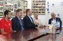 Predstavnici Mostar SG zahvalili se na potpori gradonačelniku Bešliću