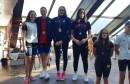 Mostarka Lana Pudar oborila četiri državna rekorda