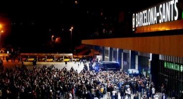 Zagovornici nezavisnosti u Barceloni pokušavaju blokirati željeznički kolodvor