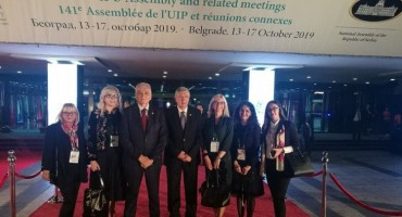 Delegacija PSBiH u Beogradu na zasjedanju Skupštine Interparlamentarne unije