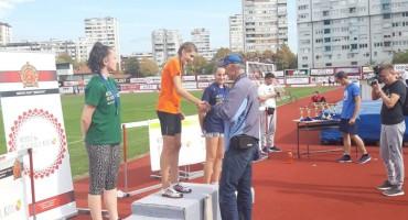 HAK Zrinjski:Ana Dorotea Markić zlatna na finalu Nestle kupa