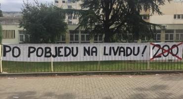 Navijačka euforija u Mostaru pred Gradski derbi
