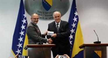 BiH počinje izdavanje potvrda za elektronski potpis