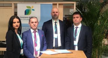Gradonačelnik Čapljine u Bruxellesu potpisao sporazum za prilagodbu klimatskim promjenama