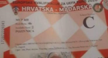 Preprodavao MUP-ove ulaznice za Mađarsku za čak 3400 kn!?