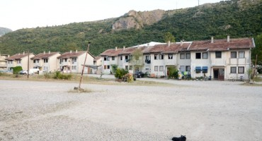 Mostar: Mrak i neimaština: Stanovnici Bafo naselja ne vide izlaz