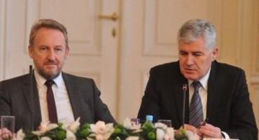 Čović otkrio koje su dvije teme najavljenog sastanka s izaslanstvom SDA
