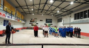 POSUŠJE: Međunarodni petoboj nacija U20 okupio vrsne mlade boćare