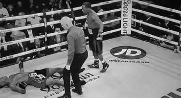 Američki boksač umro četiri dana nakon što je nokautiran u ringu