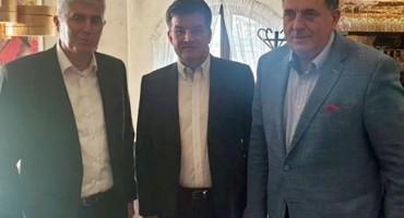 Lajčak: Moguć pozitivan rezultat sastanka sa Dodikom i Čovićem