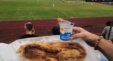 Burek, jogurt i radost nogometa u Hercegovini