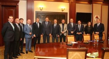 Dodik-Ponomarev: Intenzivirati suradnju u oblasti poljoprivrede i u industriji