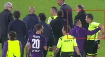 Riberyju tri utakmice kazne