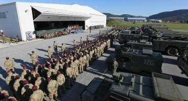 """Svečano otvaranje EUFOR-ove vojne vježbe """"Brzi odgovor 2019"""""""